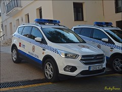 Policía Local Villalbilla (Emerbus112) Tags: ford kuga policía local villalbilla madrid pl
