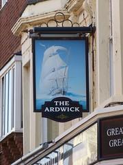 Pub Sign - The Ardwick, Blackpool 180626 (maljoe) Tags: blackpool pubsign pubsigns pub pubs publichouse inn inns tavern taverns