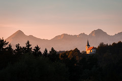 Church of St. Marjeta (novak.mato91) Tags: green slovenia slovenija landscape nature nikon d7200 tamron70200 sigma1750 sunset sunrise geoslo
