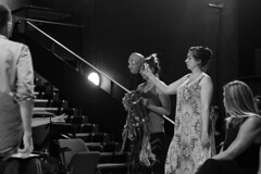 The Tempest (Putney Theatre Company) Tags: putney wandsworth bw theatre company putneytheatrecompany rehearsal theatrerehearsal uktheatre play actor actress candids portrait london canonphoto canon 80d bencopping mainstage june behindthescenes bts puppet physicaltheatre movement