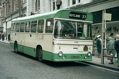 3328. BWU 688H: West Yorkshire PTE (chucklebuster) Tags: bwu688h todmorden joc joint omnibus committee calderdale halifax west yorkshire pte wypte metro leyland leopard seddon
