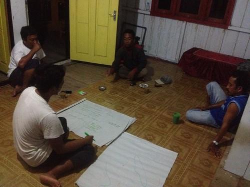 Working Plan Discussion with Ogotua Pokmaswas