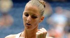 KAROLINA PLISKOVA ACCEDE AL SECONDO TURNO DEL TORNEO DI TIANJIN (TennisStreaming) Tags: tennis grand slam stefano calzolari