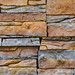 Close Up on a Stone Wall