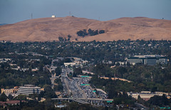 concord approach (pbo31) Tags: bayarea california nikon d810 color fall october 2018 boury pbo31 ovverlook walnutcreek eastbay over roadway traffic highway 680 interchange green concord contracostacounty
