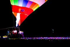 山口ゆめ花博ー夢のたねプロジェクト #3ーYamaguchi Yume Flower Expo - dream seed project #3 (kurumaebi) Tags: yamaguchi 阿知須 山口市 nikon d750 山口ゆめ花博 夢のたね 夜 night dreamseed 気球 balloon