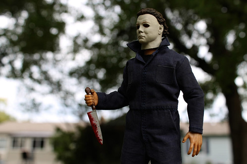 michaelmyers halloween mezco one12 (Photo: scarrviper on Flickr)