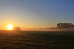 morgens in der Bliesaue (saarbergmann) Tags: biosphärenreservat bliesaue blies sonnenaufgang landschaft natur canon