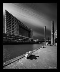 Hamburg with Laowa 10-18mm f/4.5-5.6 FE Zoom on Sony A7RII (Dierk Topp) Tags: a7rii a7rm2 bw hh ilce7rii ilce7rm2 laowa1018mmf4556fezoom sonya7rii architecture clouds hamburg monochrom sw sony
