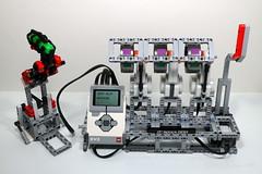 LEGO Mindstorm EV3 Slot Machine