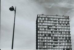 5. Alignés (artnoir) Tags: photo noir et blanc 1 2 3 4 5 6 7 8 10 9 13 swag black white paris arrondissement ville street old bricks