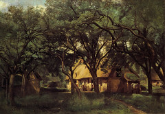 Camille Corot - The Toutain Farm at Honfleur, 1845 at Bridgestone Museum of Art Tokyo Japan (mbell1975) Tags: tokyo tokyoprefecture japan jp camille corot the toutain farm honfleur 1845 bridgestone museum art museo musée musee muzeum museu musum müze museet finearts gallery gallerie beauxarts beaux galleria painting impression impressionist impressionism french
