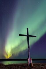 Heavenly Aurora (Kristaaaaa) Tags: auroraborealis autumn canada fujixt2 fujifilm light night north northernlights northwestterritories nwt sky skyscape