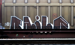 graffiti on freights (wojofoto) Tags: amsterdam nederland netherland holland graffiti streetart freighttraingraffiti freighttrain freights fr8 cargotrain vrachttrein traingraffiti treingraffiti wojofoto wolfgangjosten railr