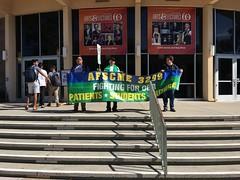 AFSCME Strike @ UCSB 28