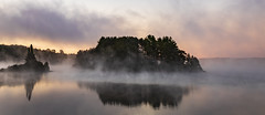 In Deafening Silence (Kevin Tataryn) Tags: island park wild wilderness canada beauty ontario nipissing algonquin provinical nikon d500 1755 sunrise morning explore reflections landscape