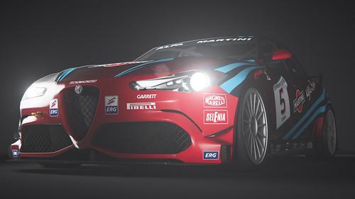 20181024 Projekt86 Alfa Romeo Giulia GTA 2018 studio 6