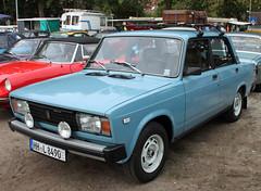 Nova (Schwanzus_Longus) Tags: tostedt german germany old classic vintage vehicle car russia russian soviet lada 1300 nova vaz 2105