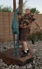 September 24, 2018 (18) (gaymay) Tags: california desert gay love palmsprings riversidecounty coachellavalley sonorandesert artclimbers statue