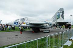 63 blue Sukhoi Su-25UB Ukranian Air Force (SPRedSteve) Tags: