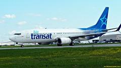 P7150546 TRUDEAU (hex1952) Tags: yul trudeau canada boeing b737 b737800 transat airtransat