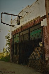 HFF-Darn, I was in the mood for custard filled!  (Explore!) (SCOTTS WORLD) Tags: adventure abandoned america architecture angle sky shadow sunlight summer sign september 2018 detroit digital decay dilapidated detail rusty ruin city crusty 313 exploring empty fun brick building brown blight bakery light panasonic pov perspective urban usa unitedstates urbex urbanexploring urbandecay sidewalk signs tree