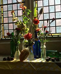 Harvest flowers