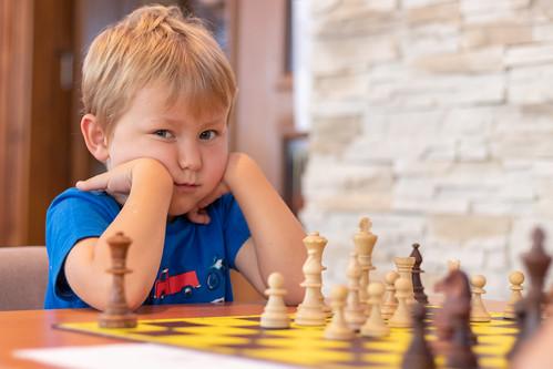 Grand Prix Spółdzielni Mieszkaniowej w Szachach Turniej VII-27