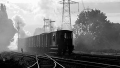 To the Smoke (Duck 1966) Tags: smoke goods train timelineevents 34092 cityofwells gcr steam locomotive