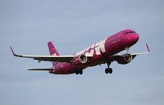 TF-DOG Airbus A321-211SL WOW Air (R.K.C. Photography) Tags: tfdog airbus a321211sl a321211 a321 wowair iceland aircraft aviation airliner sharklets stansted essex england uk unitedkingdom londonstanstedairport stn egss canoneos100d
