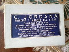 Tienda de medallas y condecoraciones (Micheo) Tags: spain recuerdos memories coleccion vinatge abuela pasado past