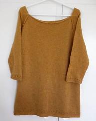 lagrassematinee (nielsenstrik) Tags: strik topdownsweater knitting wool lagrassematinee