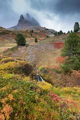 Vallée de la Clarée (PatNik01) Tags: valléedelaclarée nevache france nikon automne montagne riviere