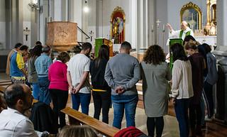 Envío de catequistas 2018-20