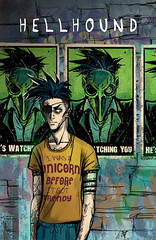 Cover v1 (vampyre_angel13) Tags: art artist artishard comicart comics nanowrimo digitalart digitalsketch dailyart