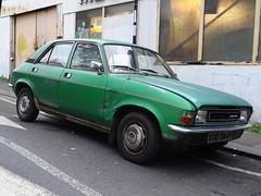 1979 Austin Allegro 1500 SDL (Neil's classics) Tags: vehicle 1979 austin allegro 1500 sdl