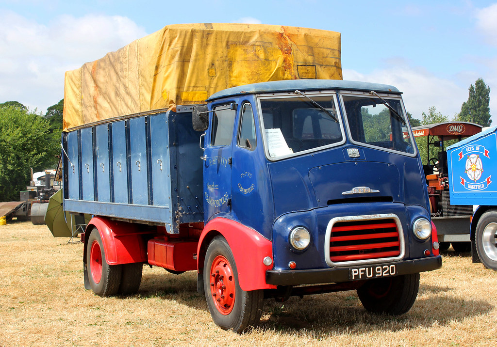 The World's Best Photos of bmc and lorry - Flickr Hive Mind