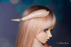 Commissioned Final Fantasy AuRa set SD (AnnaZu) Tags: au ra dragon sd horns tail minifee alicia fairyland fairyline doll bjd abjd balljointed polymer clay magnetic commission final fantasy