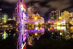 Macao Casino district (werner boehm *) Tags: wernerboehm hongkong macao shanghai peking beijing citascape stadt thegreatwall chinesische mauer