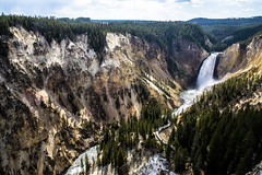 Grand Canyon of the Yellowstone (Bill in DC) Tags: wy wyoming yellowstone yellowstonenationalpark 2018 grandcanyonoftheyellowstone