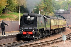 34092 - Great central (Jon M - uk image) Tags: 34092 city wells battle britain southern bulleid