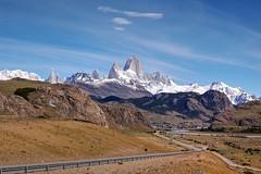 Cerro Chaltén (Enrica F) Tags: chalten fitzroy andes patagonia argentina nikon mountain landscape