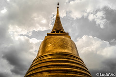 Golden Mountain, Bangkok (Lцdо\/іс [Offline, on holiday]) Tags: golden novembre november 2017 mountain bangkok thailande thailand thailandia thaïlande thai travel trip citytrip vacance vacation voyage asia asian buddhisme buddha lцdоіс