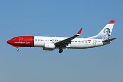 Norwegian Air Intl'   B737-8JP(W)   EI-FJY (Globespotter) Tags: barcelona el prat norwegian air intl b7378jpw eifjy