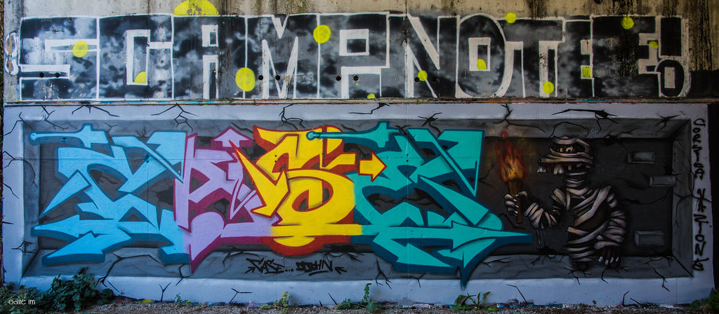 The World S Best Photos Of Murale And Peinture Flickr Hive