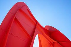 The Great Swiftness (derekbruff) Tags: alexandercalder artprize calder grandrapids lagrandevitesse art sculpture