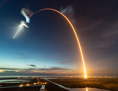 CRS-15 by SpaceX (manfredlang) Tags: crs15 dragon elonmusk falcon9 isscargo internationalspacestation ksc kennedyspacecenter mikeseeley nasa rocket rocketlaunch spacex wereportspace