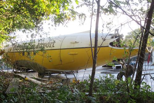 N213GB Douglas DC-3C @ Den Haag / Madurodam 28-Oct-2018 by Johan Hetebrij