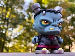 Happy Halloween 2018 (welovethedark) Tags: kidrobot dunny