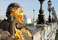 Pont Alexandre III (Guille .) Tags: puente bridge pont alexandre france francia paris architecture t3 1100d